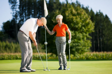 Golf & Wellness im Land Fleesensee