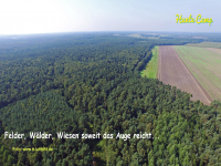 Hunte-Camp im Naturpark Wildeshauser Geest